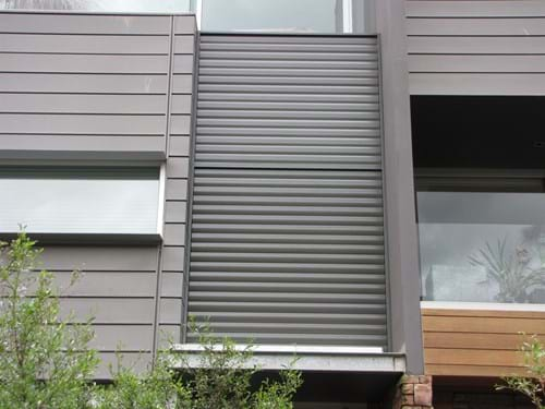 Enjoy the functionality of Pivoting Louvre Blade Shutter Panel Screening by Bayside Privacy Screens