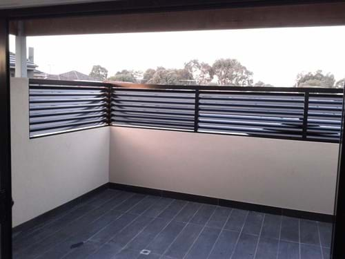 High quality Pivoting Louvre Blade Shutters Panels designed by the experts, Bayside Privacy Screens