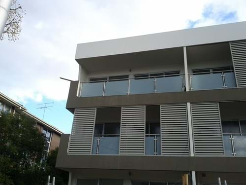 Fixed Blade Sliding Screens for multi-storey living